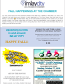 The Imlay City Area Chamber of Commerce Newsletter